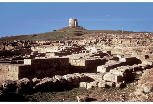 Oristano, Tharros, area archeologica