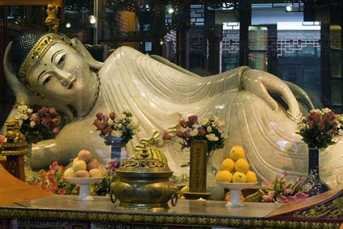 Tempio del Budda di Giada - Shanghai