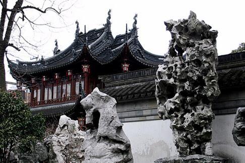 Giardini di Yuyuan - Shanghai