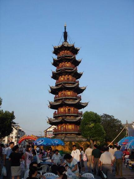 Pagoda Longhua - Shanghai