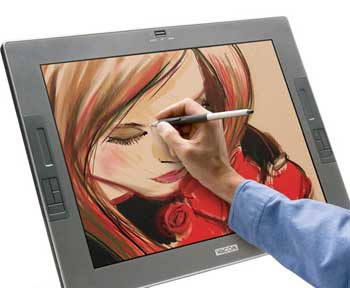 cintiq carta digitale