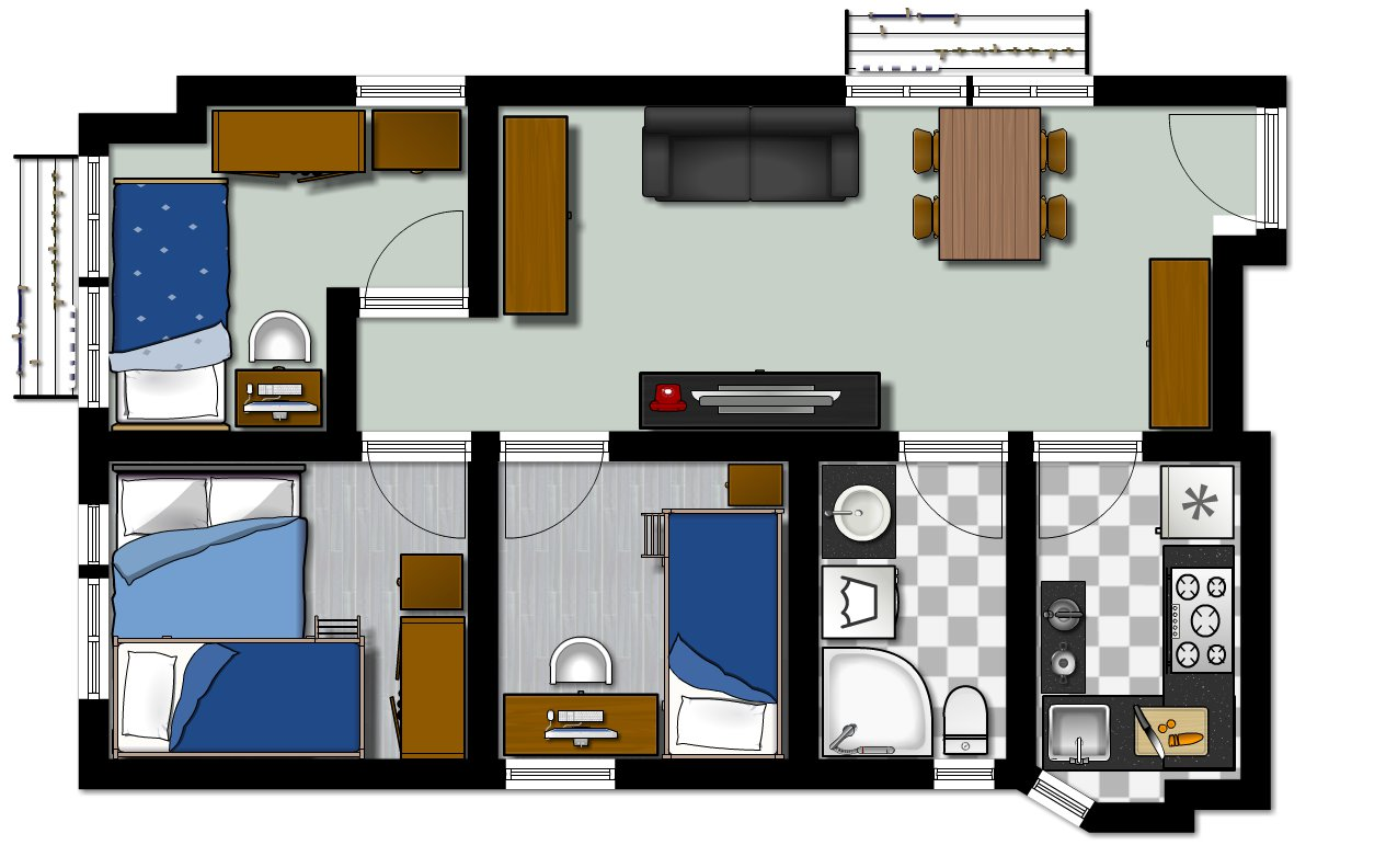 Casa immobiliare accessori disegnare planimetria casa gratis for Disegnare piantina casa gratis