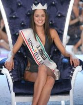 Silvia Battisti Miss Italia 2007
