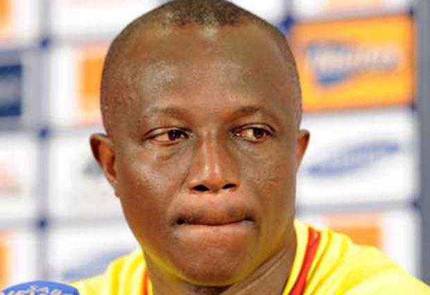 Il c.t. del Ghana Kwesi Appiah